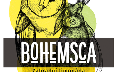 Toniky a limonády Bohemsca
