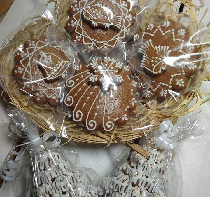 Od 1. prosince se můžete těšit na Vánoční perníčky